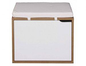Banco zapatero kit closet con capacidad para 6 pares hasta el 37-38 y 4 pares para números mayores