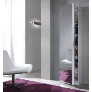 Organiza tus zapatos con Habitadesign 007866BO. Se adapta a cualquier espacio.