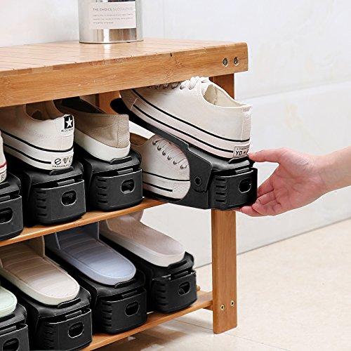 e5c9f4ae3 Con estos consejos【 podrás almacenar tus zapatos fácilmente 】