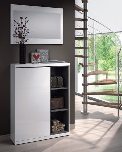 Habitdesign 0G6749BO zapatero espejo recibidor