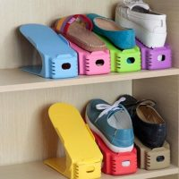 Organizador ajustable para zapatos