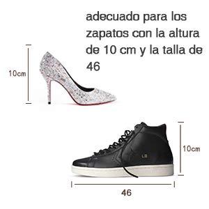 Songmics te permite guardar zapatos hasta un 46 de talla e incluso botas o zapatos de tacón alto