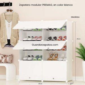 Zapatero modular PREMAG