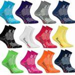 Calcetines deportivos Rainbow socks con certificación Oeko-tex