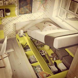Zapateros que caben en el interior de tu canapé