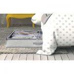 Zapatero para guardar botas bajo la cama