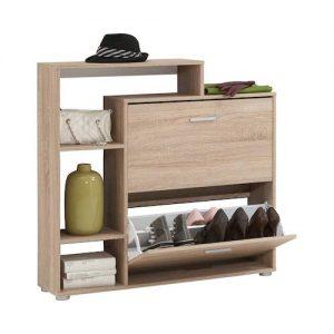 Zapatero de madera FMD B4 Penny 99